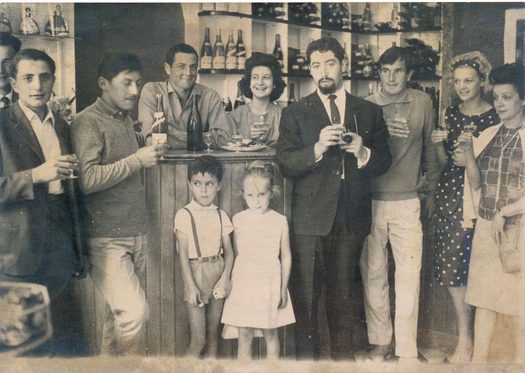 Création du Domaine en 1969