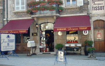 Dégustation et vente Vins du Jura